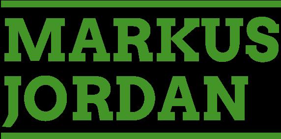 Markus Jordan Logo